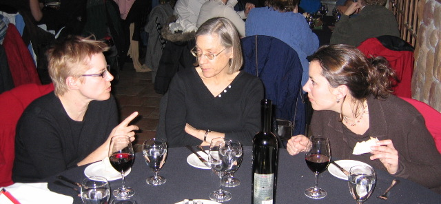 Karen, Mary and Jean discuss the finer points about weight variables.