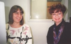 Darlene and Sharon